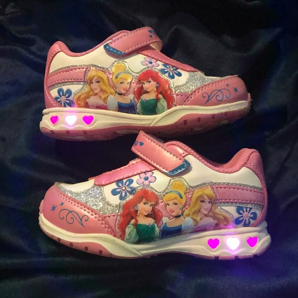 Disney Shoes | Euc Disneys Princess